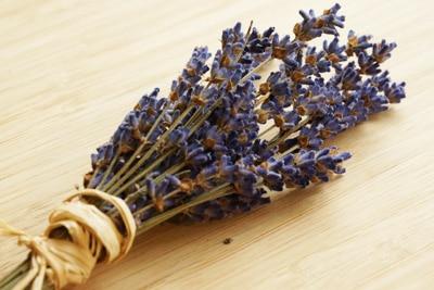 Getrockneter Lavendel-Strauß