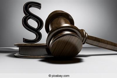 Gesetzliche Vorschriften beachten