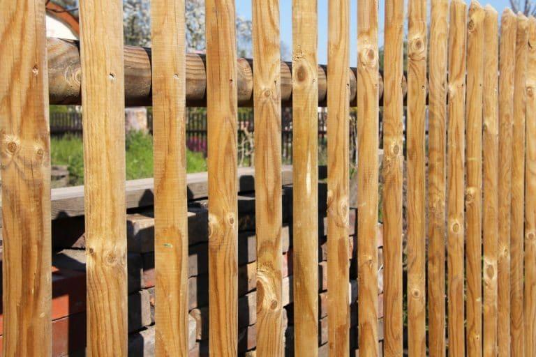 Gartenzaun Aus Holz Oder Metall Selber Bauen Anleitung