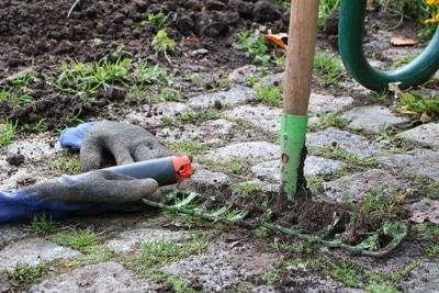 Bodenvorbereitung