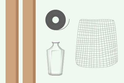 Benötigte Materialien