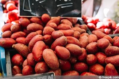 rote Kartoffelsorte