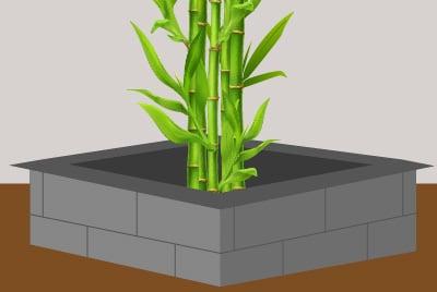 Bambussperre