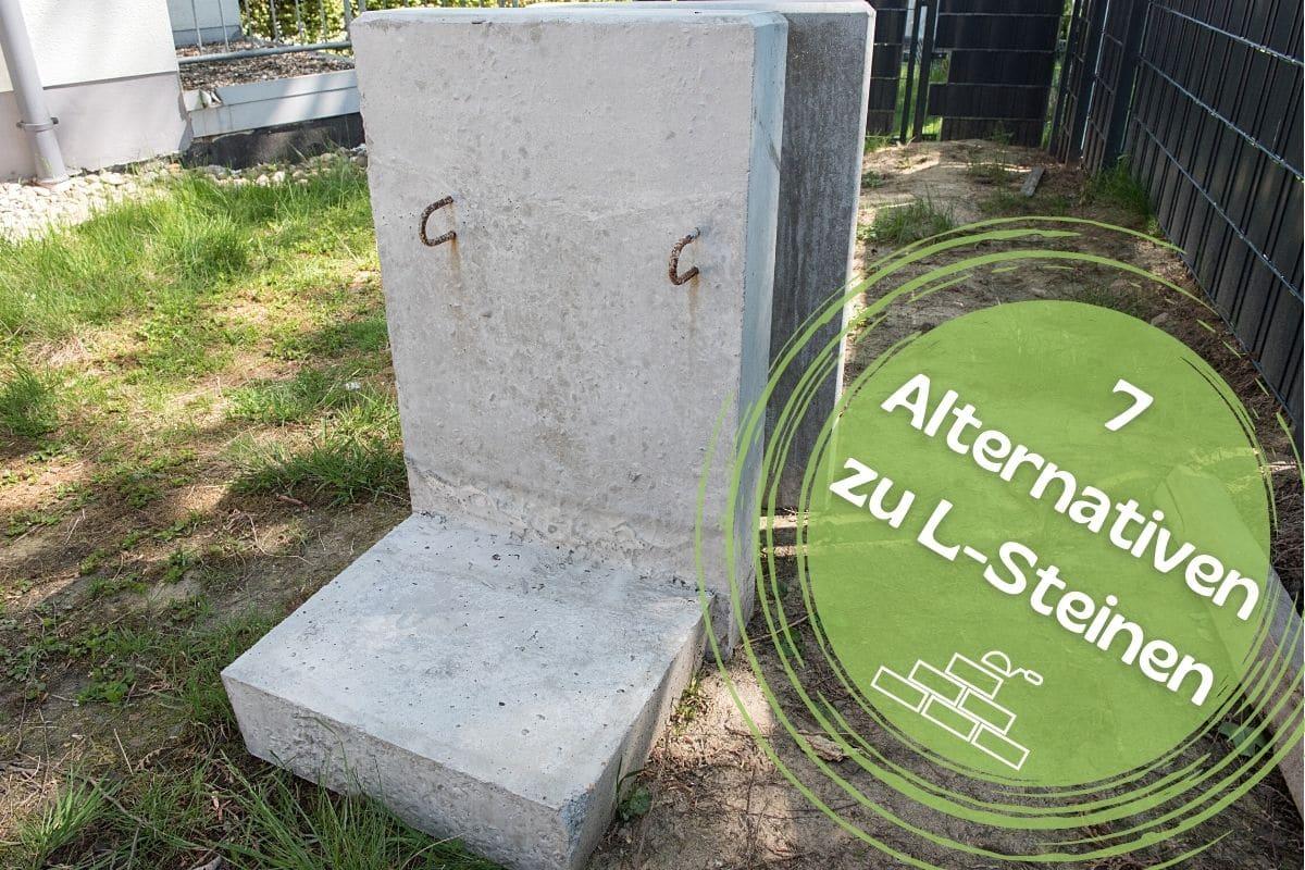 Alternativen zu L-Steinen