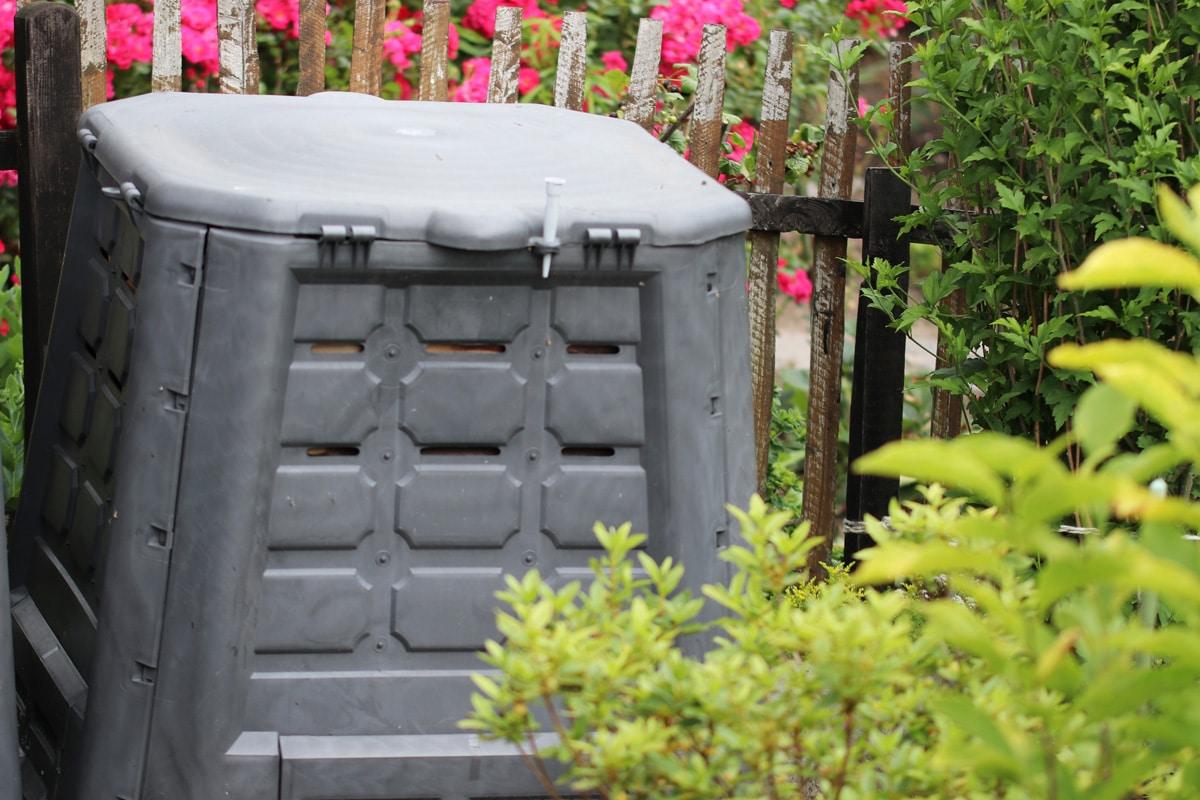 Kompostieren beschleunigen - Thermokomposter