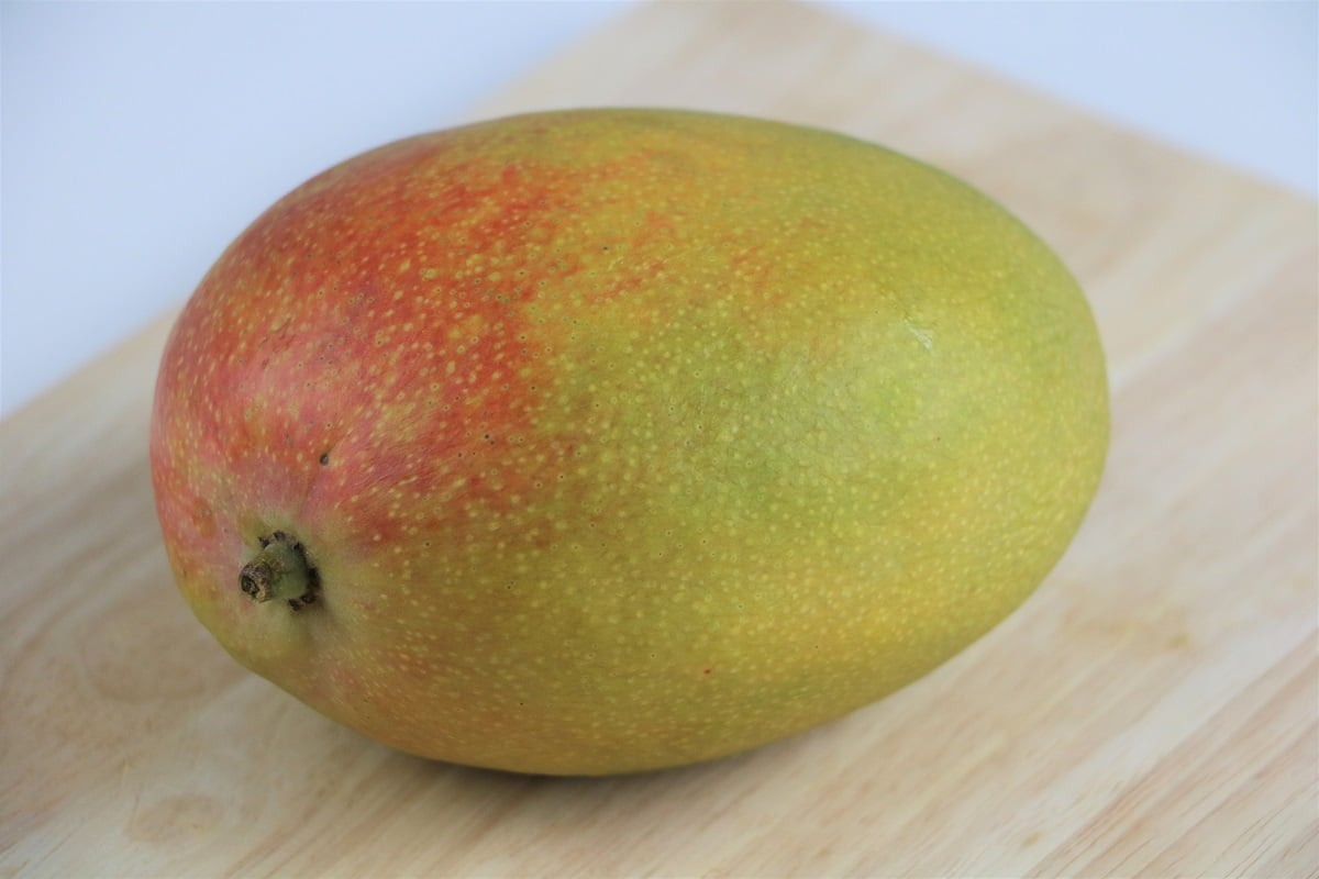 Überreife Mango