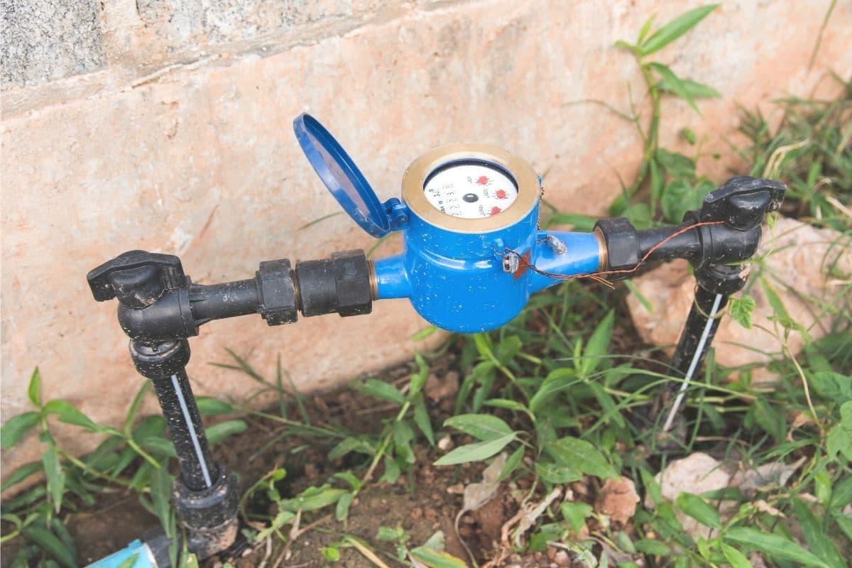 Gartenwasserzähler einbauen